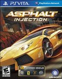 Asphalt: Injection (PlayStation Vita)